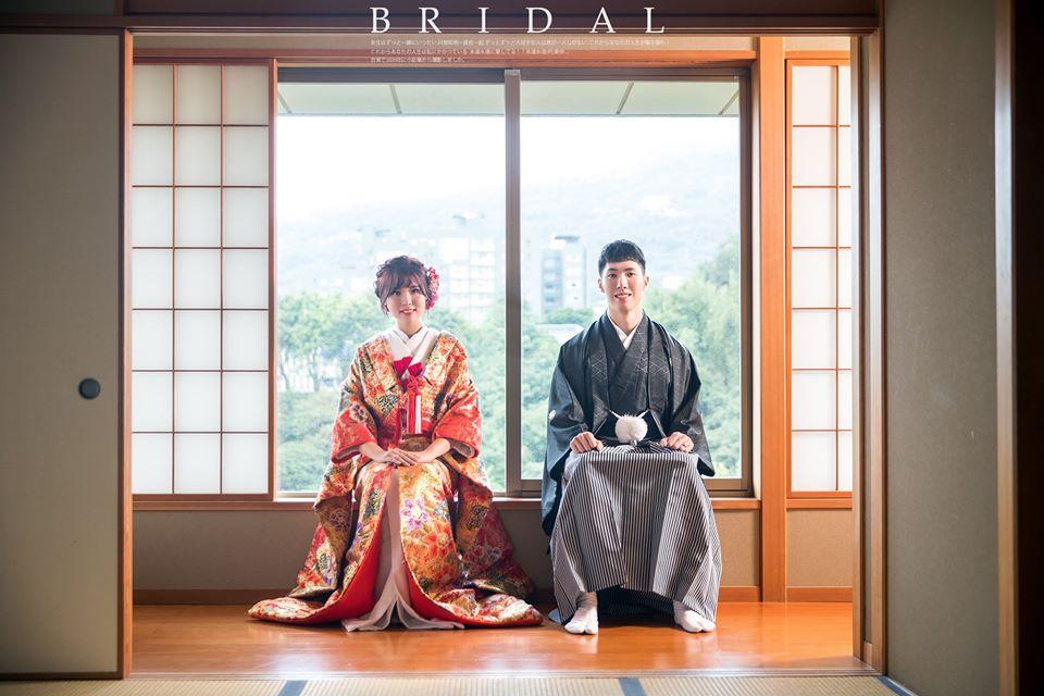 精緻日式婚禮就在加賀屋